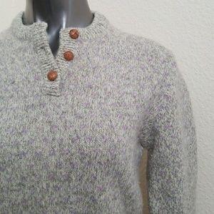 Vintage Sierra Designs Wool Sweater